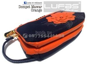 lufas mawar dompet orange 12