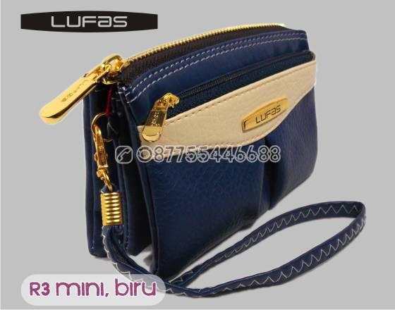 dompet lufas mini R3 biru 6