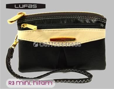 dompet lufas mini R3 hitam 3