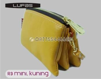 dompet lufas mini R3 kuning 2