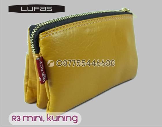dompet lufas mini R3 kuning 4