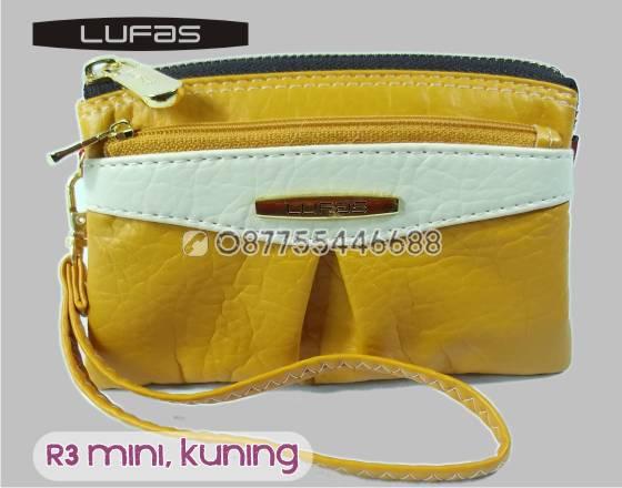 dompet lufas mini R3 kuning 6