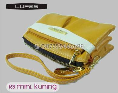 dompet lufas mini R3 kuning 8