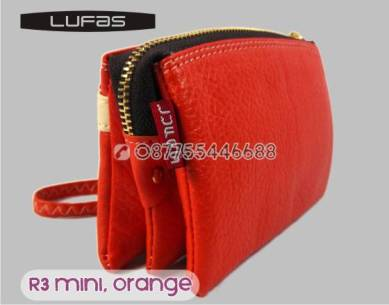 dompet lufas mini R3 orange 3