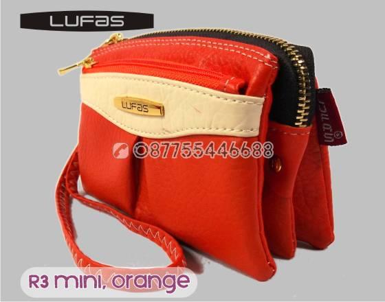 dompet lufas mini R3 orange 4