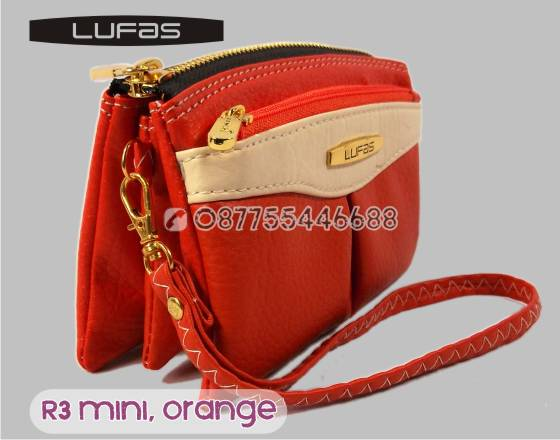 dompet lufas mini R3 orange 5