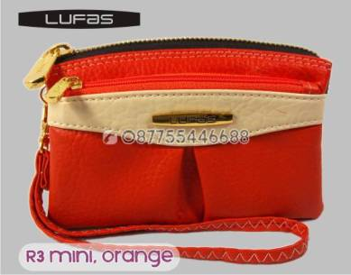 dompet lufas mini R3 orange 6