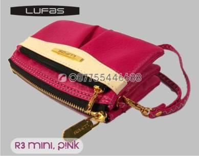 dompet lufas mini R3 PINK 2