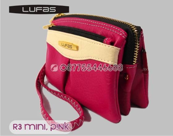 dompet lufas mini R3 PINK 6
