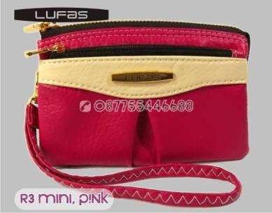 dompet lufas mini R3 PINK 7