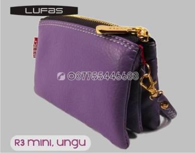 dompet lufas mini R3 ungu 1