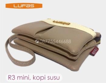 dompet lufas R3 mini kopi susu 4