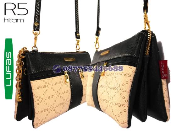 dompet lufas R5 hitam 1