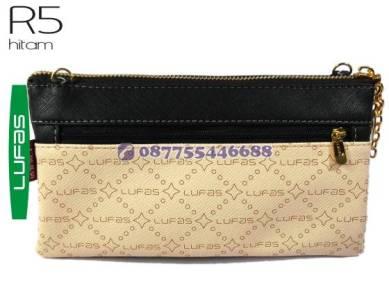 dompet lufas R5 hitam 5