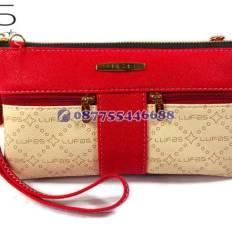 dompet lufas R5 merah 8