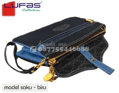 dompet lufas saku biru 3