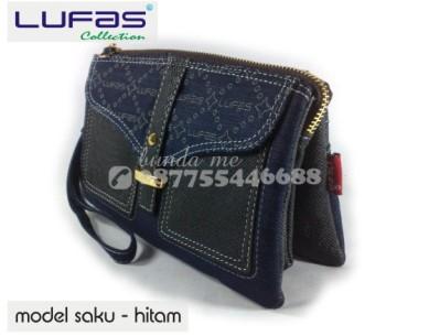 dompet lufas saku hitam 4