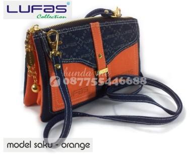 dompet lufas saku orange 3