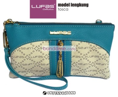 dompet lufas lengkung tosca 2
