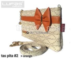 tas lufas pita #2 orange 7