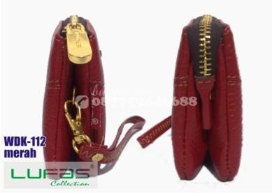 dompet kulit lufas wdk112 merah 4