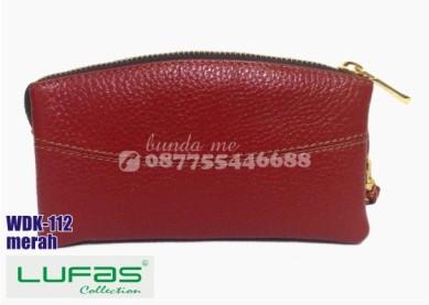 dompet kulit lufas wdk112 merah 6
