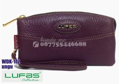 dompet kulit lufas wdk112 ungu 1