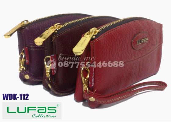 dompet kulit lufas wdk112