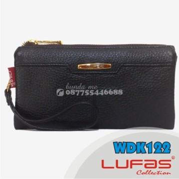 dompet lufas kulit WDK122 hitam 2b