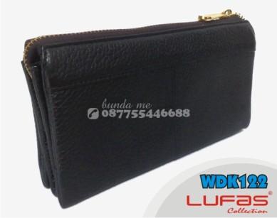 dompet lufas kulit WDK122 hitam 5