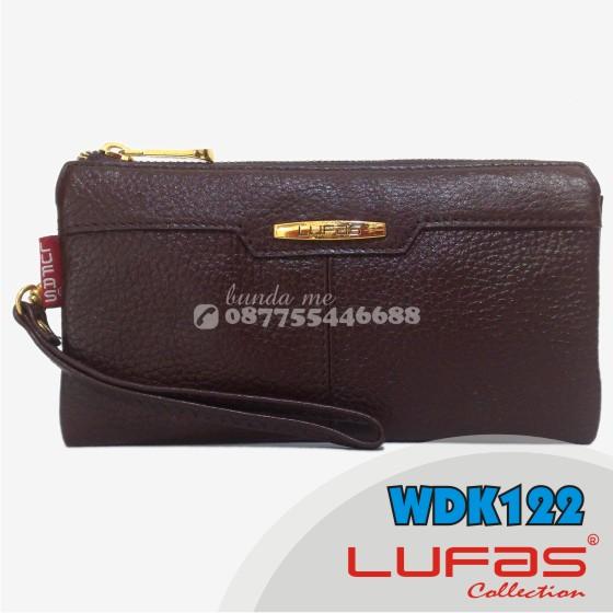 dompet lufas kulit WDK122 merah hati 2