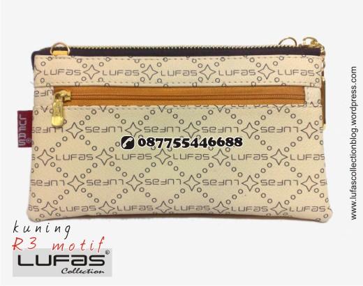 dompet lufas motif R3 kuning 20