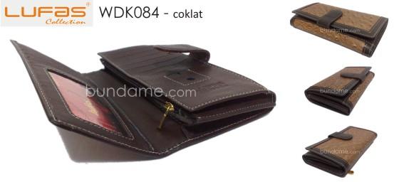 dompet lufas WDK084 coklat 560