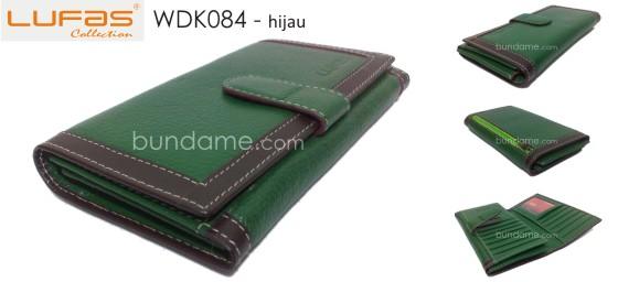 dompet lufas WDK084 hijau 560