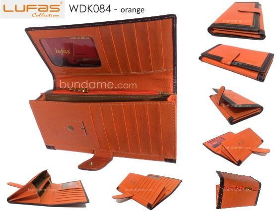 dompet lufas WDK084 orange 560