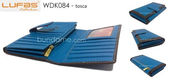 dompet lufas WDK084 tosca 560