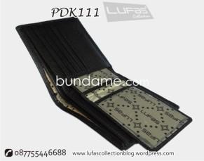 dompet kulit PDK111 coklat 2