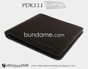 dompet kulit PDK111 coklat 3