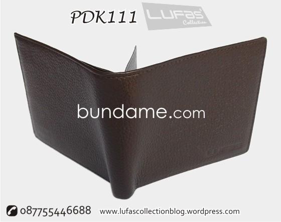 dompet kulit PDK111 coklat 4