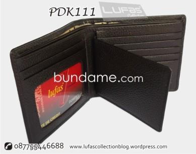 dompet kulit PDK111 coklat 5