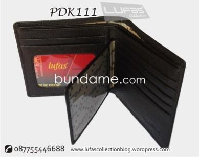 dompet kulit PDK111 coklat 6