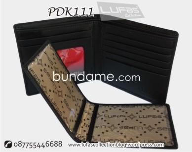 dompet kulit PDK111 hitam 1