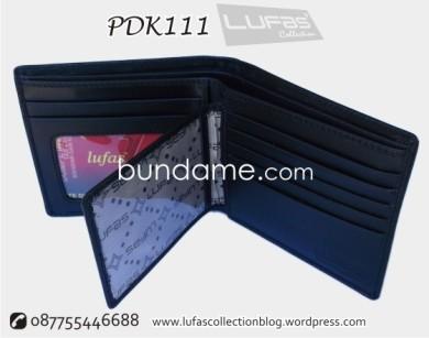 dompet kulit PDK111 hitam 2