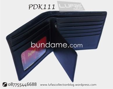 dompet kulit PDK111 hitam 4