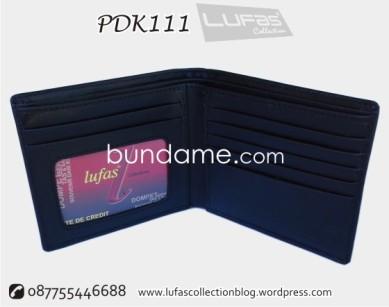 dompet kulit PDK111 hitam 7