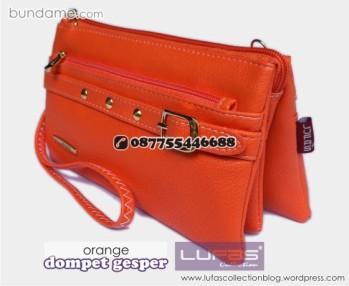 dompet gesper lufas orange 4