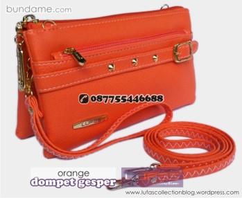 dompet gesper lufas orange 5