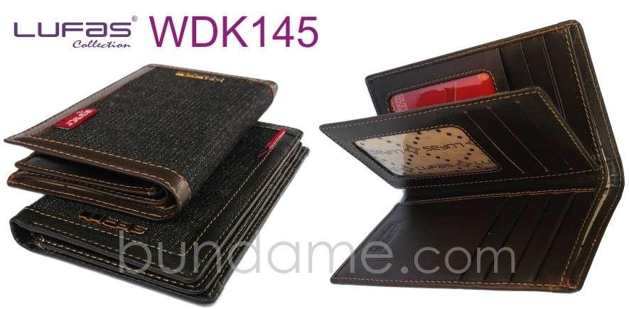 dompet kulit lufas WDK145 ACDc