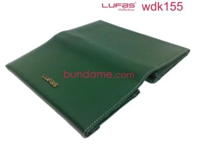 dompet kulit lufas wdk155 hijau 3