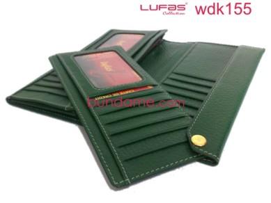 dompet kulit lufas wdk155 hijau 4